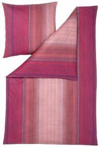Estella-Mako-Jersey-Bettwaesche-155x220-Luke-ziegel-Streifen-rot-6480-930