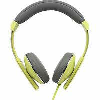 Nakamichi Nk2000 Headphones (yellow/lime Green) - Brand & Sealed