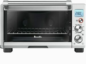 Breville BOV670BSS Smart Four Compact avec Convection Inox