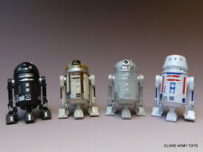 Star Wars C2-B5 R2-BHD R3-M2 R5-SK1 Build A Droid Factory Astromech Rogue One