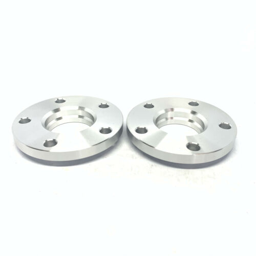 """Apprx 5//8/"""" Thick 2pcs Hubcentric Wheel Spacers Adapters 5x120 66.9mm 15MM"""