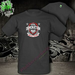 T-Shirt-MMA-Mixed-Martial-Arts-Kampfsport-Fight-Ultras-Boxing-UFC-Tee-MMA-2