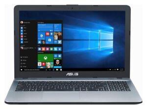 ASUS-VivoBook-X541-15-6-Inch-2GHz-Intel-i3-2GHz-4GB-1TB-Windows-Laptop-Silver