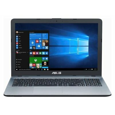 ASUS VivoBook X541 15.6 Inch 2GHz Intel i3 2GHz 4GB 1TB Windows Laptop - Silver