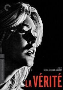 CRITERION DISTRIBUTION S DCC2991DDV LA VERITE (DVD/1960/WS/B&W/MONO/FRENCH/EN...