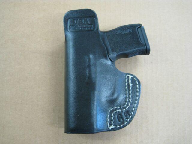 Choose Gun 8 USA Premium In The Waistband IWB Leather Concealment Holster CCW