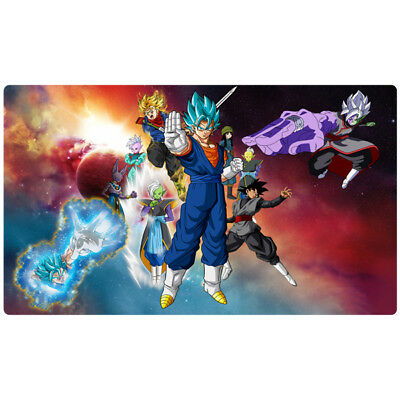 FREE SHIPPING Custom Dragon Ball Super Playmat DBS Android 18 TB1-055