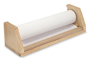 Melissa and Doug Tabletop Paper Roll Dispenser #8570 new
