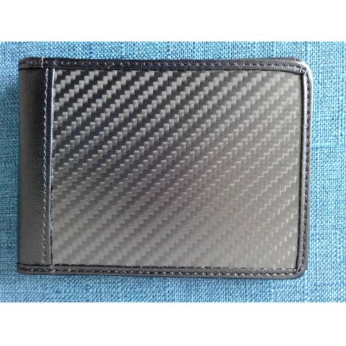 2016 new carbon fiber driving license holder drive licence case genuine leather
