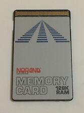 128K RAM Card for HP 48GX Calculator (Battery Backed)