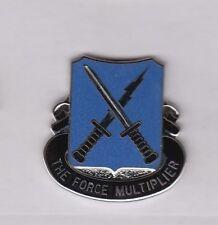 US ARMY 203rd MILITARY INTELLIGENCE BATTALION crest DUI badge c//b G-23