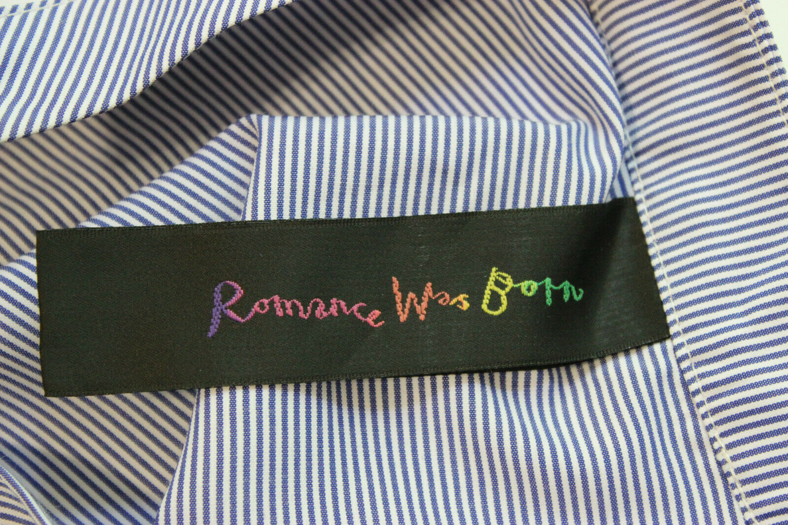 Romance Was Born 100% Cotton Feather Print Wide S… - image 8