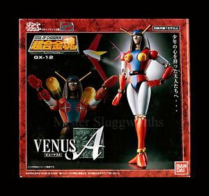 NEW-Bandai-Soul-of-Chogokin-GX-12-Angel-Venus-A-Mazinger-Z-2002-Japan-MISB