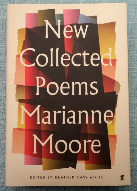 New Collected Poems of Marianne Moore by Marianne Moore (Hardback, 2017). NEW!