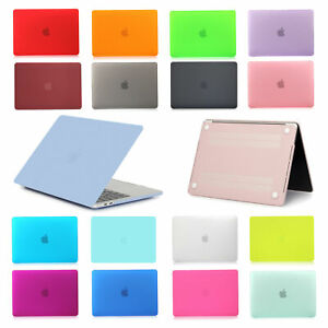 Matte-Hard-Shell-Cover-Case-for-Macbook-Pro-13-034-15-034-Air-11-034-13-034-inch-12-034-Retina