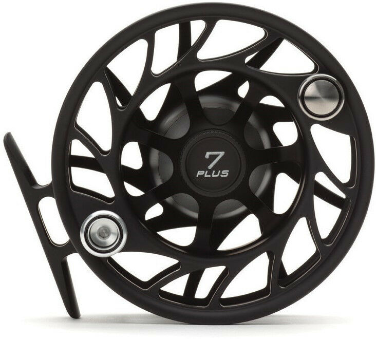Hatch 7 + Plus Finatic Gen 2 Fly Reel, gratuito overnight express shipping