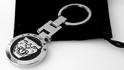 JAGUAR E type S type X type XF XK XKR XJ XE keyring keychain