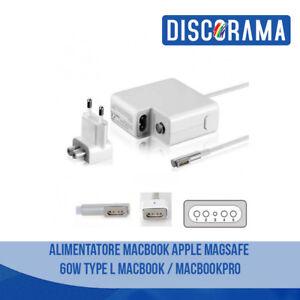 ALIMENTATORE-MAC-APPLE-MAGSAFE-1-60W-MACBOOK-AIR-E-PRO-CARICABATTERIE-LAPTOP