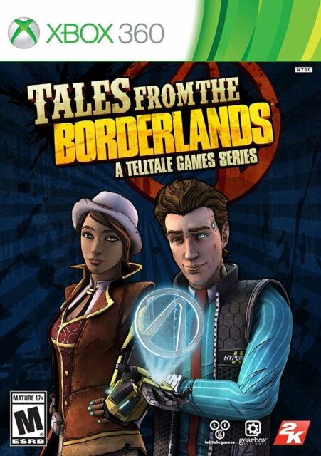 Tales from the Borderlands-Xbox 360