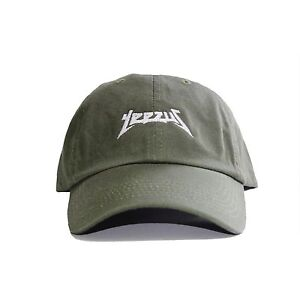 Image is loading 034-YEEZUS-034-Glastonbury-Embroidered-Dad-Hat-supreme- 4c9e27e6a583