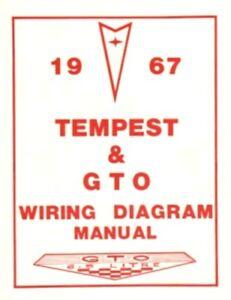 pontiac 1967 tempest gto wiring diagram 67 ebay. Black Bedroom Furniture Sets. Home Design Ideas