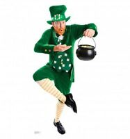 Leprechaun Pot Of Gold Standee Hoilday St. Patrick's Day Party Decor Standups