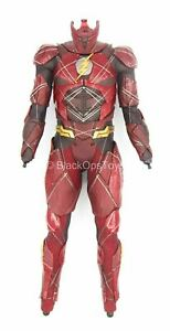 1-6-scale-toy-Justice-League-The-Flash-Male-Base-Body-w-Red-Suit
