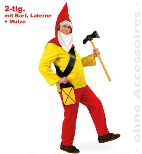 Zwerg Purzelbaum Kostüm L XXL Zwergenkostüm Märchen Karneval Fasching 1210804G13