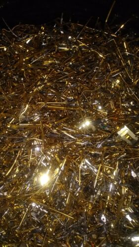 gold plated pins 50 grams for $20.00