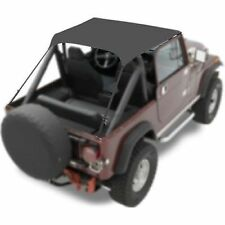 Bestop 52505-01 Bikini Tops Traditional Style Black for 1955-1975 Jeep CJ5 New