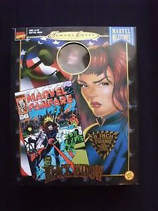 Black-Widow-Famous-Covers-Action-Figure-MIB