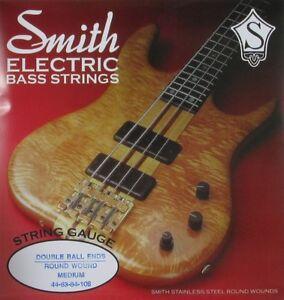 ken smith db rwm double ball end bass guitar strings medium gauge 4 39 s 44 106 ebay. Black Bedroom Furniture Sets. Home Design Ideas