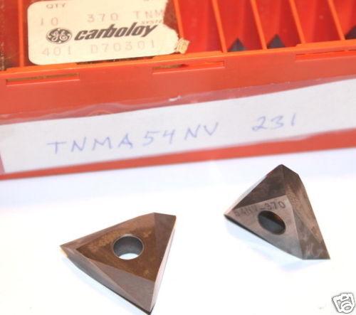 TNMA 54 NV 54NV 370 SECO INSERT