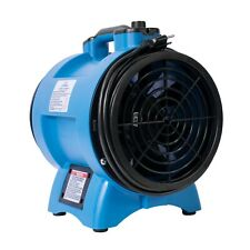 Xpower X 813 Hp Variable Speed Confined Space Ventilation Exhaust Blower Fan