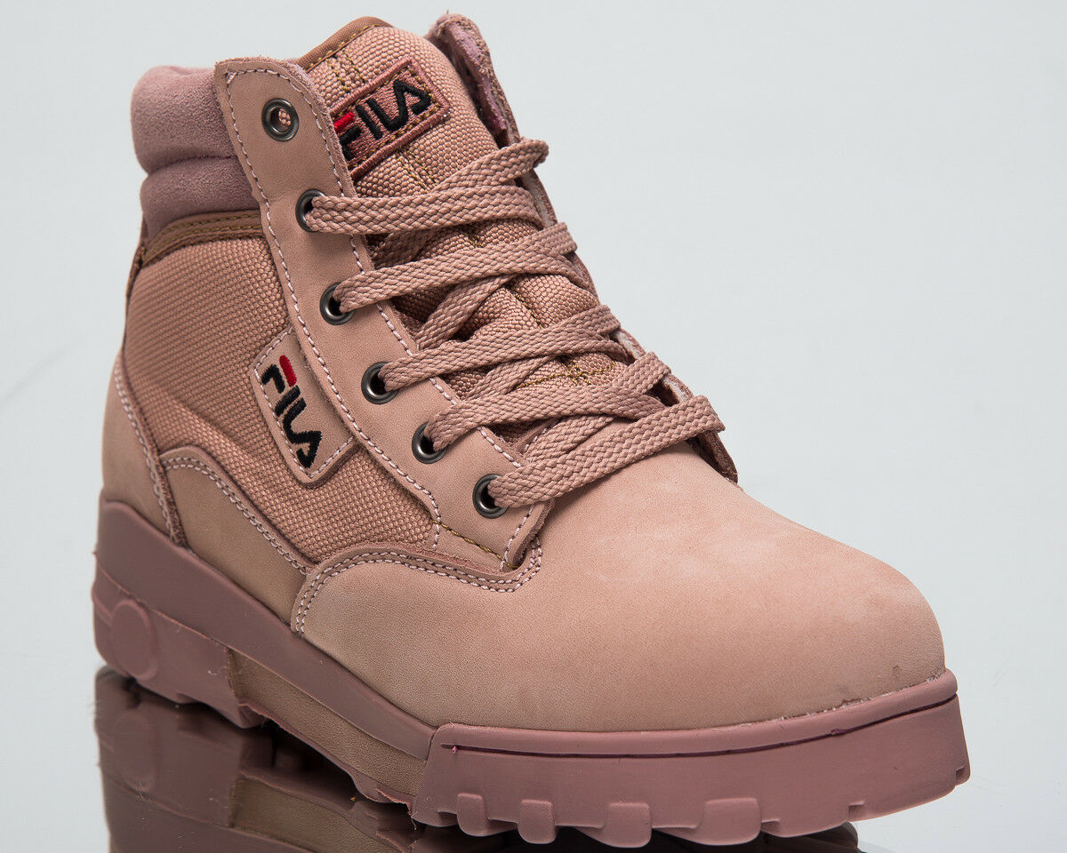 Fila Grunge Mid Damen Lifestyle Schuhe Andenken Lila Lila Lila 2018 Turnschuhe 1010160-7 f7c522