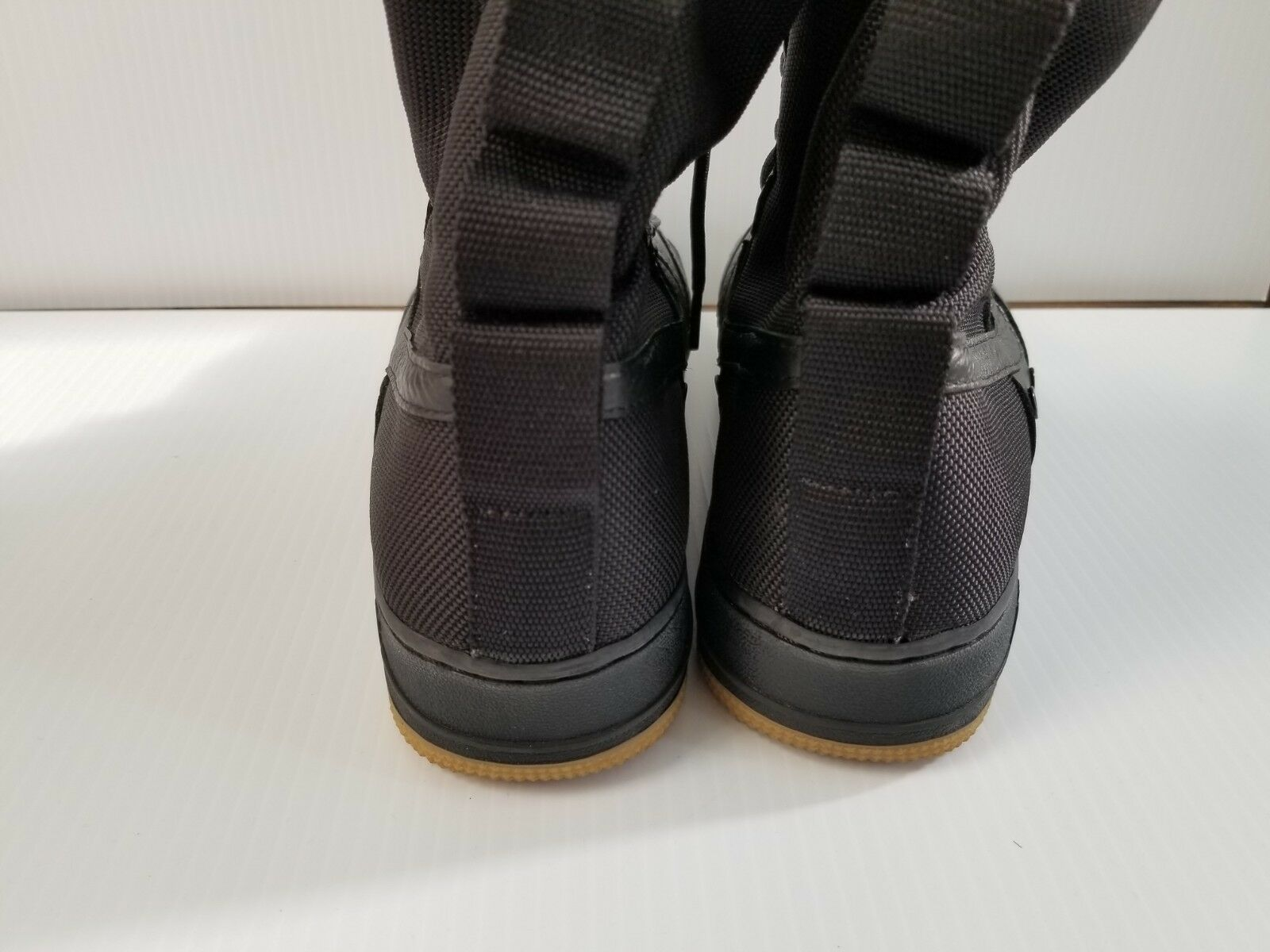 0486ef1fcfccc0 ... Pre-owned Nike Air Force 1 SF Special Special Special Field Black Gum  AF1 864024 ...