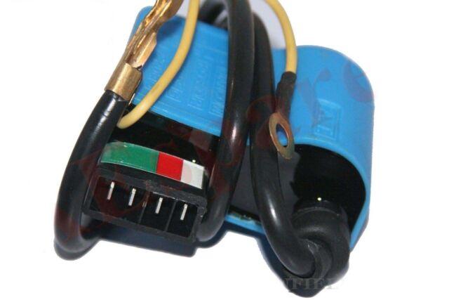 Ignition Coil & CDI Unit 12v Electronic LAMBRETTA LML Vespa PX Scooter