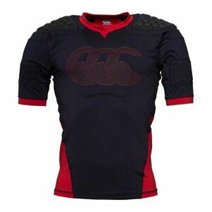 Canterbury Mens VapoDri Raze Flex Vest (Black/Red/White)