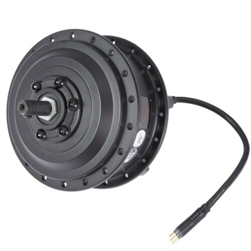 36//48V 250//350//500W Brushless Mxus Hub Motor for Electric Bicycle Wheel Drive
