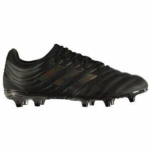 Détails sur Adidas Copa 19.3 FG Chaussures de football Homme Gents Terre Ferme Lacets À Rivets afficher le titre d'origine
