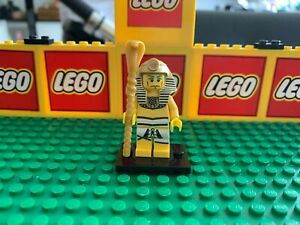 LEGO-THE-PHARAOH-minifigure-LEGO-MINIFIGURE-SERIES-2-complete-figure