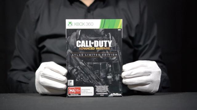 Call of Duty Advanced Warfare with Artbook Xbox 360 PAL - 'The Masked Man'