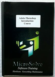 Adobe Photoshop Introduction Course: Microsolve Software Training-afficher Le Titre D'origine Divers Styles