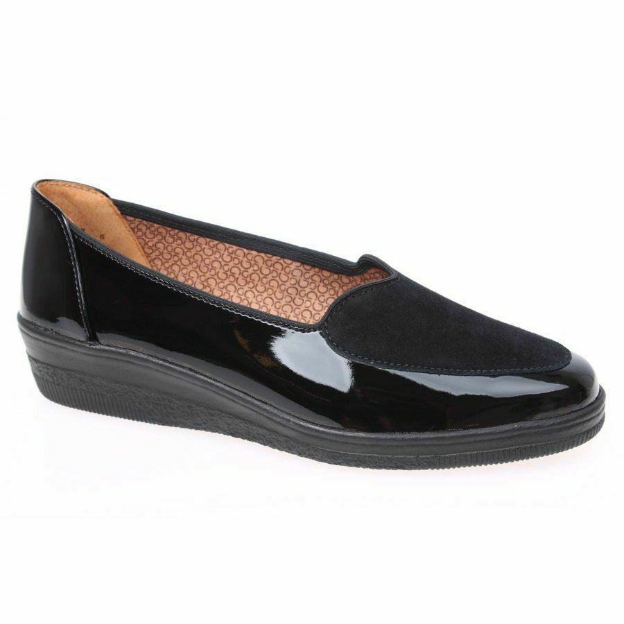 Gabor Gabor Gabor 76.404.97 Negro para Mujer Charol Ballet Zapatos sin Taco Sin  Ahorre 35% - 70% de descuento
