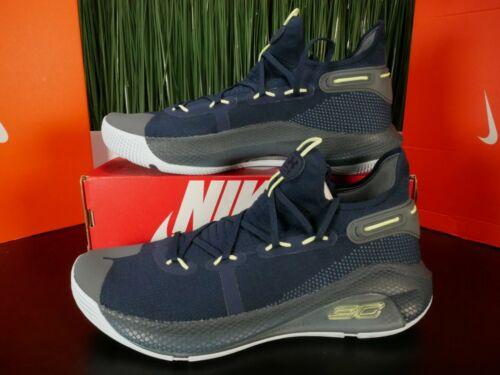 Under Armour UA Curry 6 International Boulevard Men Shoes 3020612-402 Size 12-13