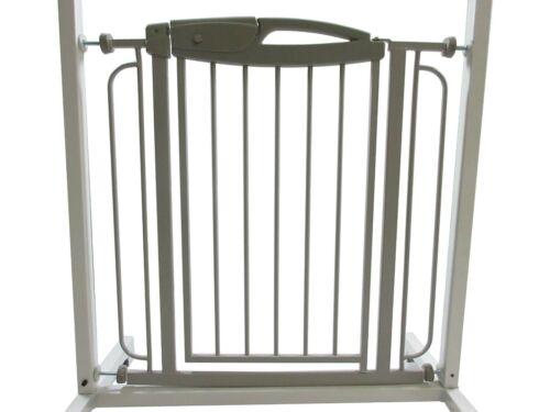 75-106 Treppenschutzgitter  Kindergitter Tür Schutzgitter  Haustiergitter