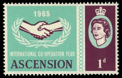 Amiable Ascension 94 pa49574 sg89 - International Cooperation Year