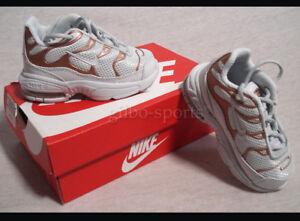 brand new 7e119 e41c8 Das Bild wird geladen Nike-Air-Max-Plus-TD-Platinum-Bronze-Gr-