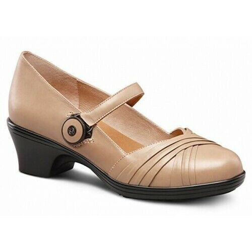 NWT  139 DR. COMFORT  CINDEE  CLASSIC HEELS SHOES SIZE 8.5XW EXTRA WIDE