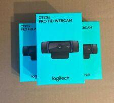 Logitech C920x Pro HD Webcam 1080p XSplit SHIPS FAST ??IN HAND?? BULK DISCOUNT